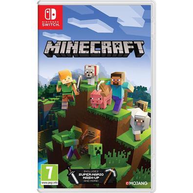 JOGO MÍDIA FÍSICA, NOVO E LACRADO, ORIGINAL -  Jogo Minecraft Nintendo Switch, é o mais novo título popular mundialmente.Explore este mundo devastado