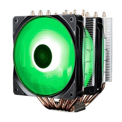 O Cooler para processador Deepcool Neptwin RGBtraz ao seu setup a melhor da tecnologia em refrigeração de CPUs disponíveis no mercado. Com dois ventil