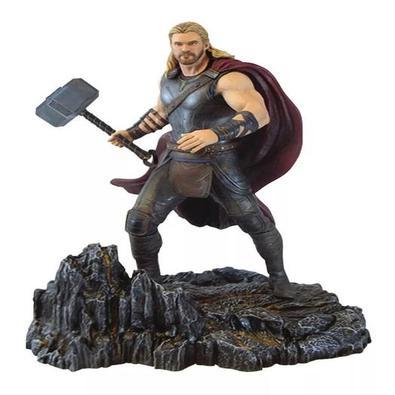 Estou em um outro mundo, preciso correr contra o tempo para voltar para Asgard e parar Ragnarok. Hela, você não será forte suficiente para causar toda