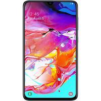 Usado: Samsung Galaxy A70 128GB, Branco, Muito Bom