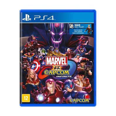 Marvel vs. Capcom Infinite é mais um jogo da franquia de luta de sucesso da Marvel, são mais de 30 personagens jogáveis, todos com movimentos e habili