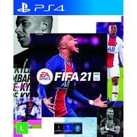 JOGO MÍ,DIA FÍ,SICA, NOVO E LACRADO, ORIGINAL -Venç,a como um time no EA SPORTS&trade, FIFA 21 para PlayStation¿,4, e Xbox One, com novas maneiras de