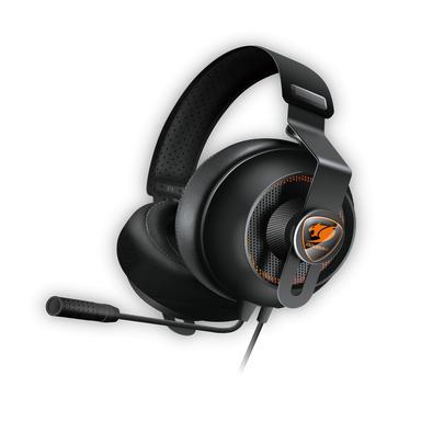 Phontum S foi criado para aqueles que querem desfrutar de excelente áudio em longas sessões de jogos. Uma experiência de áudio com alta qualidade de i