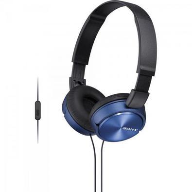Sinta-se em um verdadeiro mundo particular com o potente Fone de Ouvido Sony MDR-ZX310. Desenvolvido com um design moderno, foi projetado para você te