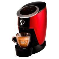 Moderna, elegante, compacta e touchscreenA TOUCH é a nova cafeteira automática de espressos e multibebidas do Grupo 3corações. Com um Design moderno,