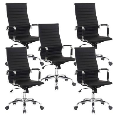 A Cadeira Presidente é uma sofisticada mobília para compor ambientes profissionais ou particulares. Seu design é atemporal, elegante e harmoniza com q