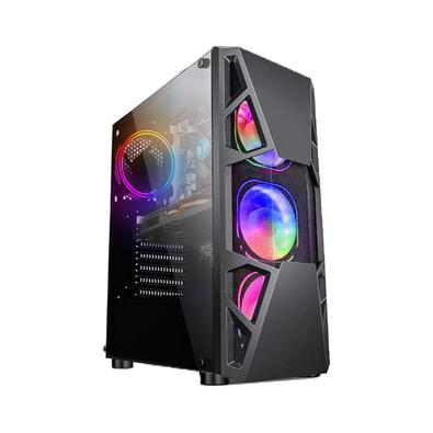 Computador gamer barato com processador Intel Core i5, SSD 120Gb,HD de 1T, Fonte Real 500w, 8Gb de memória e Placa de vídeoGTX 1050 de 4Gb – Modelo