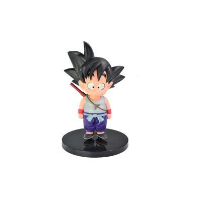 TRABALHAMOS APENAS COM PRODUTOS ORIGINAIS E FORNECEDOR IMPORTADOR OFICIAL  Detalhes  Esta figura da Coleção Dragon Ball apresenta Goku da popular sé