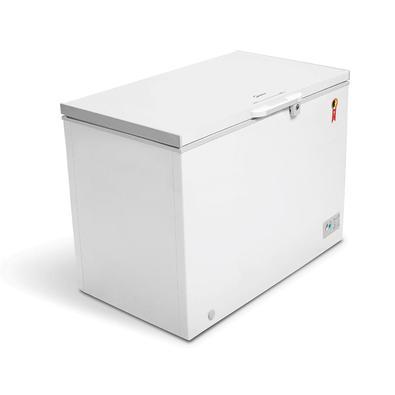Mantenha seus alimentos sempre conservados no Freezer Horizontal Midea 295L. Ele traz quatro funções para resfriar, conservar e congelar, através do t