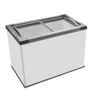 Nextgen Supra: Sistema de refrigeração de alta eficiência, economia de energia e tecnologia superior em todos os sentidos.  A linha de Freezers NF Sup