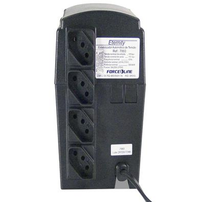 Utilize para proteger todos os seus equipamentos eletroeletronicos. Possui desligamento automatico em casos de sobrecarga, subtensao, sobretensao e su