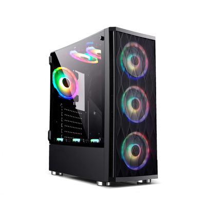 O Gabinete Bluecase BG-025 é um dos gabinetes mais TOPs da linha Bluecase Gamer. Ideal para quem deseja montar um computador gamer de última geração.