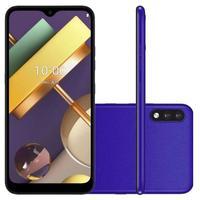 """Smartphone LG K22 32GB Blue 4G Quad-Core 2GB RAM - Tela 6,2"""" Câm. Dupla + Selfie 5MP Dual ChipSurpreenda-se com este smartphone da LG! O K22 entrega f"""