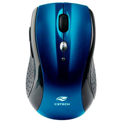MARCA: C3TECHMODELO: M-W012BL O M-W012 da C3 Tech é um mouse sem fio com exclusiva tecnologia Free Smart Link que elimina qualquer tipo de interferênc