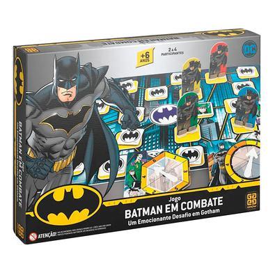 Jogo Batman em Combate - Um emocionante desafio em Gotham! Quem sairá vencedor dessa batalha que está assombrando Gotham City? Os vilões se esconderam