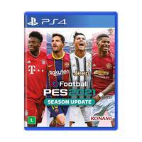 Além do já famoso gameplay da franquia, eFootaball PES 2021 conta com todas as atualizações de jogadores e clubes da nova temporada, com conteúdo ante