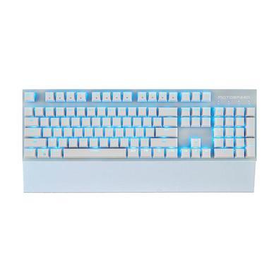 O teclado mecânico gamer MotospeedGK89 Wireless traz todo o poder dos teclados mecânicos topo de linha diretamente para seu setup. Possui o sistema N-
