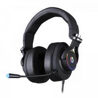 Desfrute de um som de alta qualidade com o headset gamer HP H500GS.