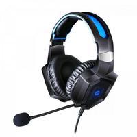 Headset HP H320GS é projetado para uso prolongado, com almofadas respiráveis, suaves e confortáveis.
