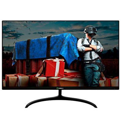 com amplo espaço de visão, alta definição e excelente tempo de resposta 1ms GTG, perfeito para equipar o seu Computador PC Gamer para Jogos, Filmes, T