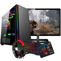 Pc Gamer Intel Core I5,8gb 1tb. KaBuM!!! Garanta já o seu e pague em até 12x sem juros ou da maneira mais rápida, pelo Pix. Tudo para você encontra no