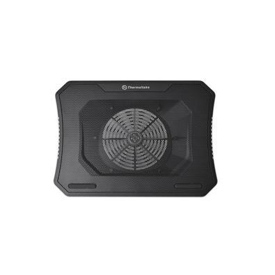 Com o cooler para notebook Thermaltake Massive, com  20  LEDs RGB, seus problemas com superaquecimento acabaram! Aqui no Kabum! só trazer o melhor.