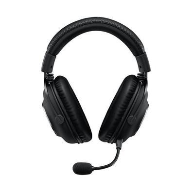 O Pro Xproduzido pela Logitech é um dos melhores headsets gamers disponíveis no mercado, contando com design premium em estrutura de alumínio, fones c
