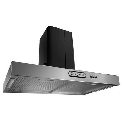 Deixe sua cozinha mais moderna com o Depurador Terim! O Depurador Terim, possui acabamento em aço inox escovado e acompanha filtro de alumínio e filtr