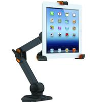 Suporte Articulado de Mesa para Tablet / iPad 8 a 10.1 TBM-7 Central Suportes  - Ref: TBM-7 Suporte Articulado Universal de Mesa p/ iPad / Tablets até