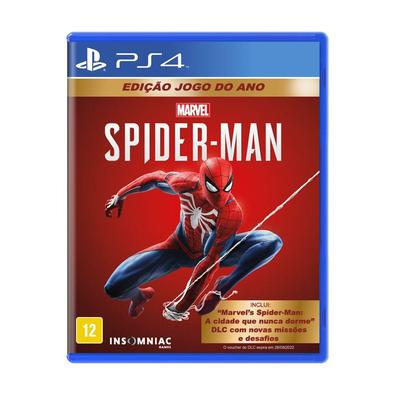 Marvel´s Spider-Man traz uma nova experiência com o Homem-Aranha chegando exclusivamente ao PlayStation 4, ele é um dos super-heróis mais carismáticos