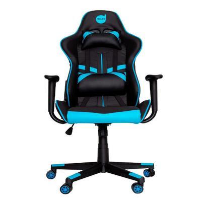 A Cadeira Gamer Prime-X da DAZZ torna sua posição de jogo mais confortável e profissional, de modo que horas de jogo se tornem prazerosas. Com um visu