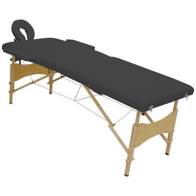 Maca de massagem Nagano na cor branca ou preta, muito resistente, projetado com alta tecnologia ergométrica.Proporcionando conforto tanto para o pacie