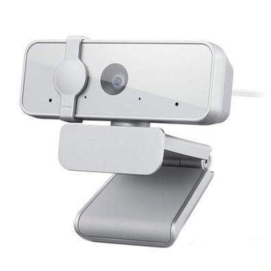 Desfrute de videoconferência FHD 1080P de alta definição com pixel perfeito, Dois microfones integrados que capturam áudio nítido e claro de todos os