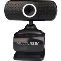 Webcam Plugeplay 480p Mic Usb Preto Wc051
