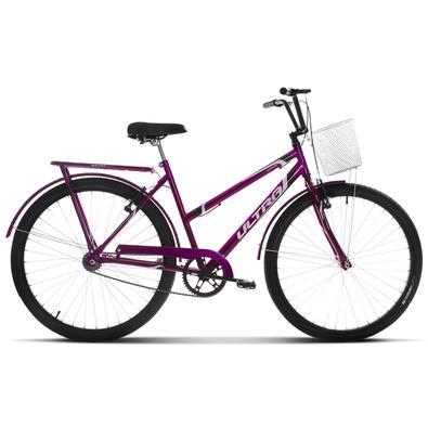 a Bicicleta Wave Aro 26 da Ultra Bikes é Um dos Melhores Custo e Benefício do Mercado. Peças Projetadas para Garantir o Máximo de Conforto e Segurança