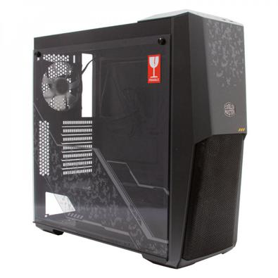 Cooler Master mais uma vez veio para trazer um produto para o seu PC gamer de excelente qualidade!  O gabinete gamer é o corpo de um PC, sendo um dos