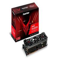 PLACA DE VÍDEO POWERCOLOR RADEON RX 6900 XT RED DEVIL, 16GB, GDDR6, 256bit A Red Devil RX 6900 XT é emparelhada com uma solução de resfriamento avança