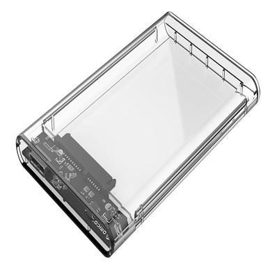 Case / Gaveta para HD SATA 2.5 - 2139U3 - Transparente