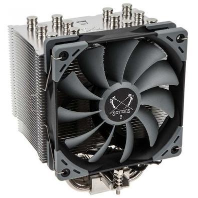 Descrição: - Revisão B do aclamado Mugen 5 CPU Cooler foi redesenhado para fornecer compatibilidade total com o novo soquete AM4 da AMD. Parafusos com