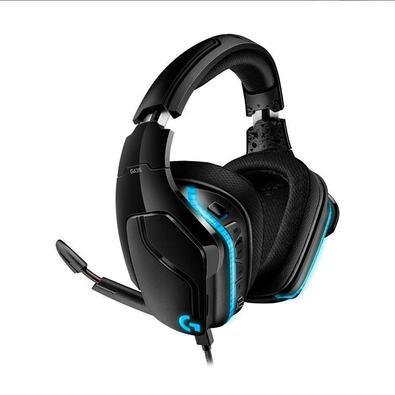 Headset Gamer Logitech G635 7.1 com fio - Multiplataforma    · Desenvolvido com tecnologia de áudio avançada, o G635 traz todos os detalhes dos seus j