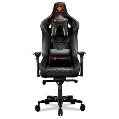 ARMOR TITAN é o trono de jogo perfeito para aqueles que querem desfrutar de seus jogos com conforto absoluto enquanto desfruta de uma cadeira de jogos