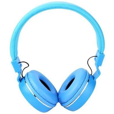 Os Fone de ouvido Knup proporciona um áudio de ótima qualidade, com frequência de resposta de 500 - 20.000 Hz e 99 dB.