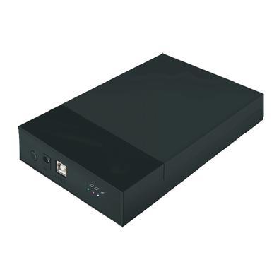 Informações Adicionais   Esta gaveta para hd (disco rígido) USB 2.0 de super-velocidade, possui um design horizontal sem parafusos, suporta hd´s de 2,