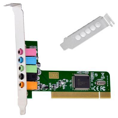 Sendo compatível com A3D  e DirectSound  3D, o CMI8738 atende aos requisitos do PC99 e suporta profissionais interface de áudio digital, como SPDIF IN
