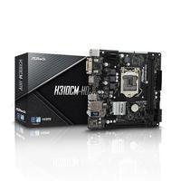 Placa-Mãe Intel 1151 H310CM-HDV, DDR4, HDMI/DVI/VGA Nona Geração, H310CM-HDV, Asrock