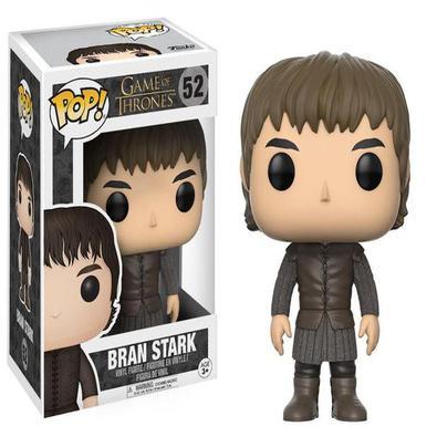 Boneco Funko Pop Game Of Thrones Bran Stark 52