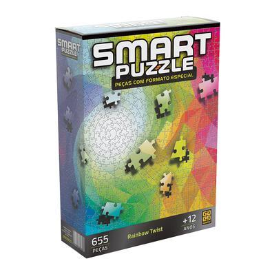 A conquista de um objetivo é muito gratificante! Ainda mais quando é algo que se adora fazer como montar quebra-cabeças.Com um design cuidadosamente p