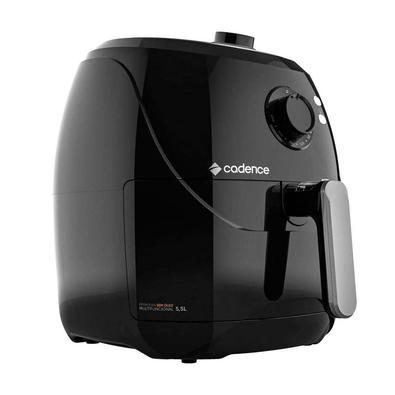 Nunca um Eletroportátil foi tão prático para a família! Com capacidade de 5,5L a fritadeira Cook Fryer Master conseguirá atender toda a sua família e