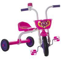 O Triciclo Infantil Ultra Bikes É a Diversão das Crianças, Fabricado com Material de Alta Qualidade para Acompanhar Seu Filho Nos Primeiros Passos, É