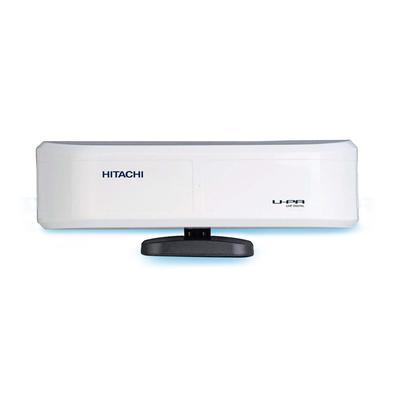 Antena tv digital hitachi u-pa branca antena uhf oferece maior performance para a recepção de sinal, seu uso pode ser feito em ambiente interno e exte